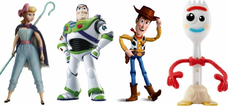 Which Toy Story 4 Character Are You?