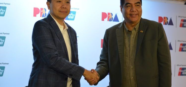 UnionPay Announces Partnership with the Philippine Basketball Association