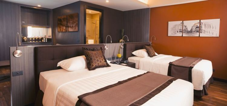 Must Try! The Rainy Day Package of F1 Hotel Manila