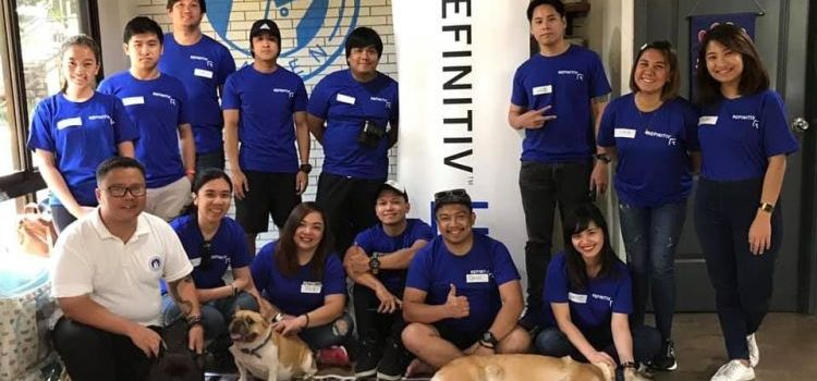 About 200 Refinitiv Employees Offered Help in 6 Different Outreach Programs on Volunteer Day