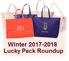 Winter 2017-2018 Lucky Pack Roundup