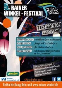 #rainer_winkel #OpenAir #Festival 2017