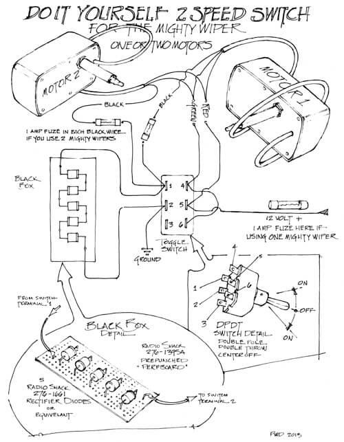 valeo wiper motor wiring diagram wiper free printable wiring diagrams