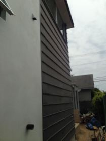 custom bonderized horizontal siding - Hollywood 90069(2)