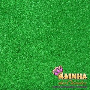 Lonita Glitter Fino Verde