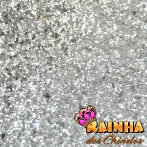 Lonita Glitter Grosso Prata