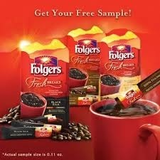 folgers FREE Folgers Coffee Samples