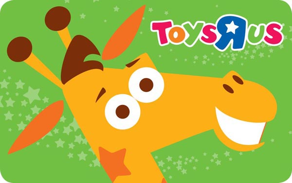 Its A Giveaway 5 Readers Win 50 Toys R Us Gift Cards