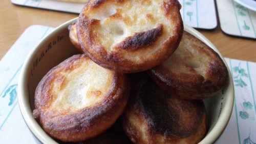 Egg free Yorkshire Puddings