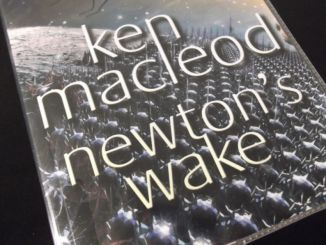 Ken Macleod - Newton's Wake Book Cover