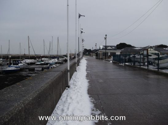 Next to Ryde Harbour - Isle of Wight