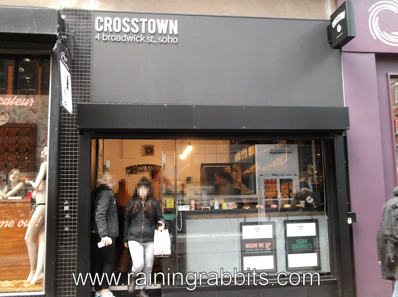 Crosstown at 4 Broadwick St in London