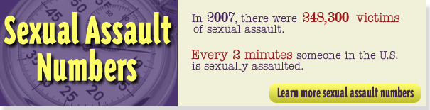 Freuqency of Sexual Assault Statistics