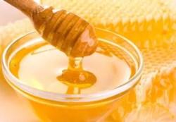 honey for scars