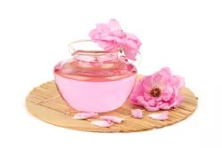 Rose water is best for dark circles