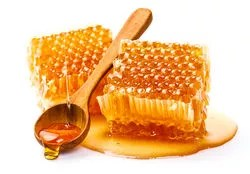 Honey is best for dry chapped lips