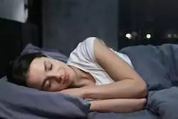 Proper sleeping essential to younger look