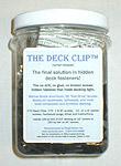 deck clip hidden fastener