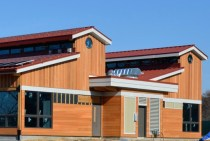 Select Western Red Cedar Rainscreen Clip System