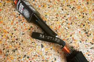 Lakefront Brewery Fixed Gear Tap Handle Umbrella