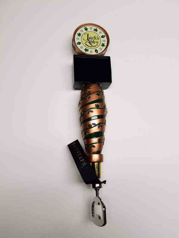 Jack's Abby Old Style Tap Handle Bottle Opener