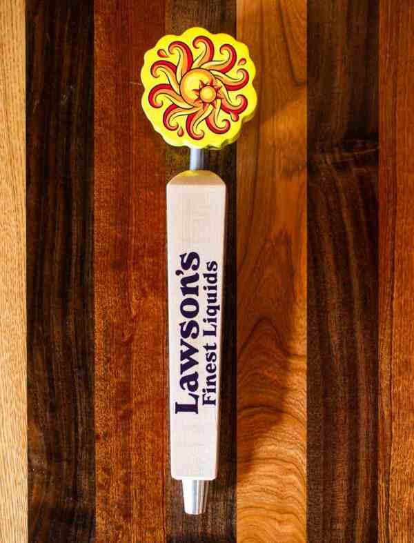 Lawson's Finest Liquids Sip of Sunshine Tap Handle
