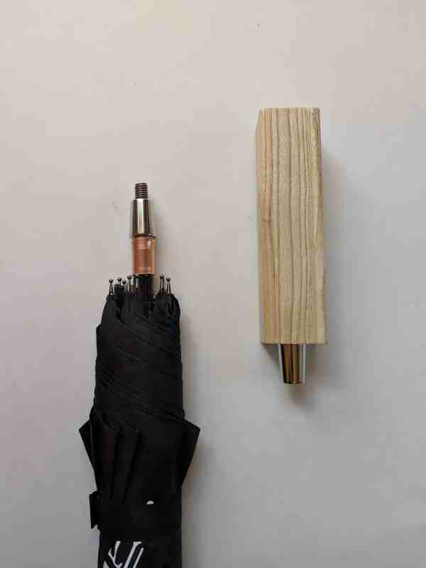 Mini\Wedding Tap Handle Umbrella Kit