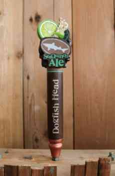 Dogfish Head SeaQuench Ale Tap Handle