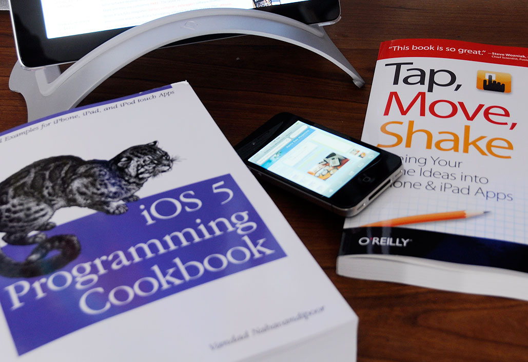 iOS Programming Books | RainyDayMagazine