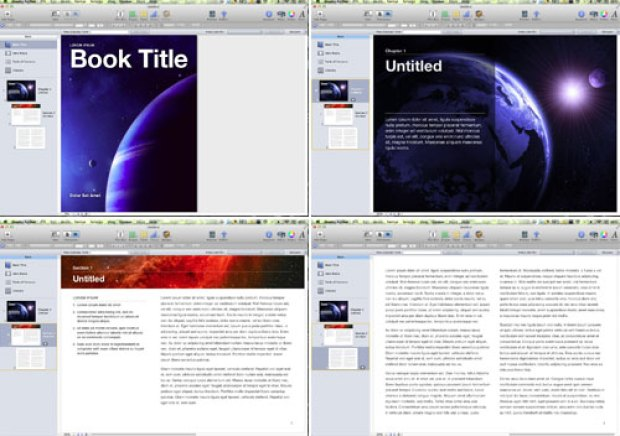 iBooks Author Templates | RainyDayMagazine