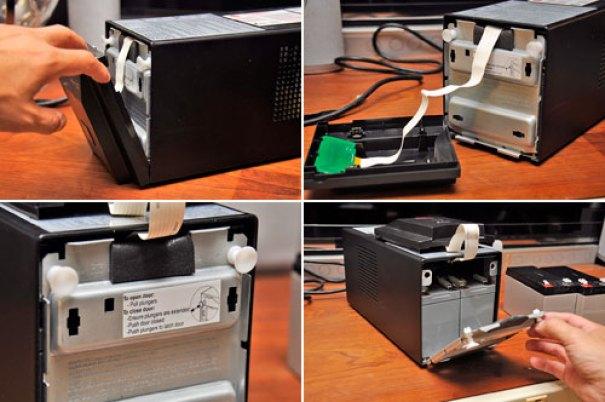 Apc smart ups 750xl manual