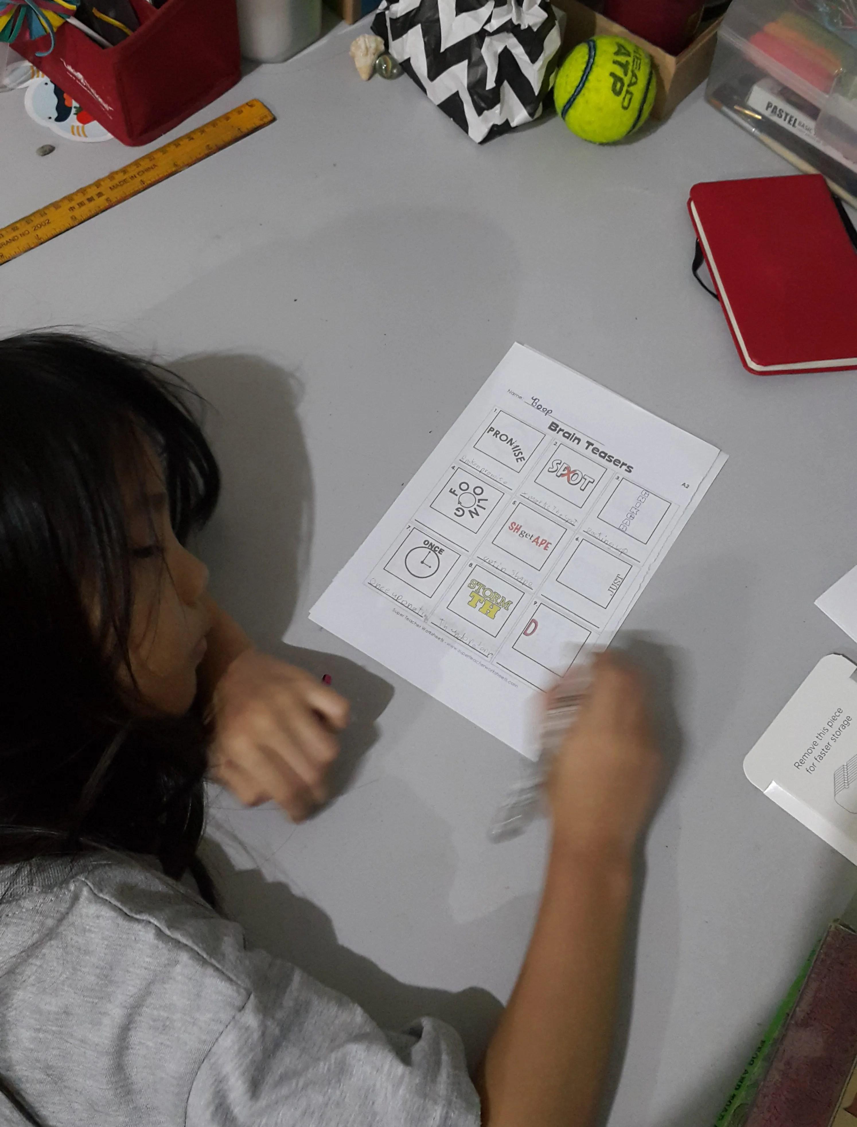 Review Super Teacher Worksheets