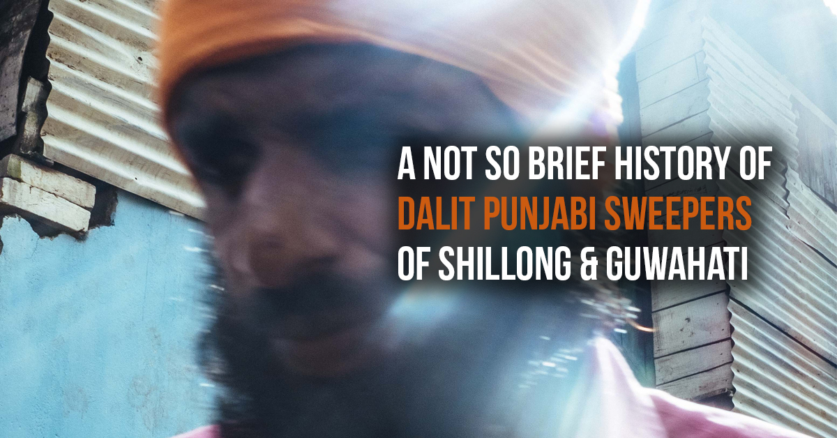 CURFEW-READ] Lives & Histories of Mazhabi Sikhs of Shillong and