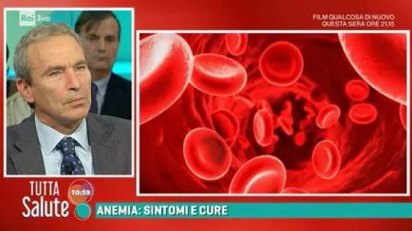 Risultato immagini per tutta salute anemia