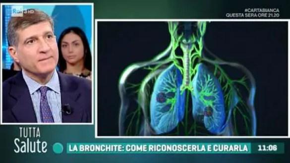 Risultato immagini per tutta salute bronchite rai