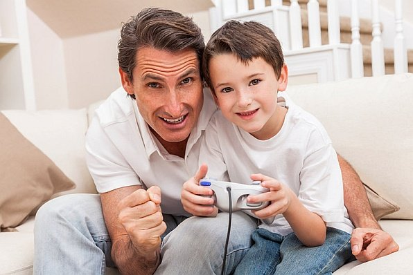 How to Choose a Video Game for your Child (and Yourself)