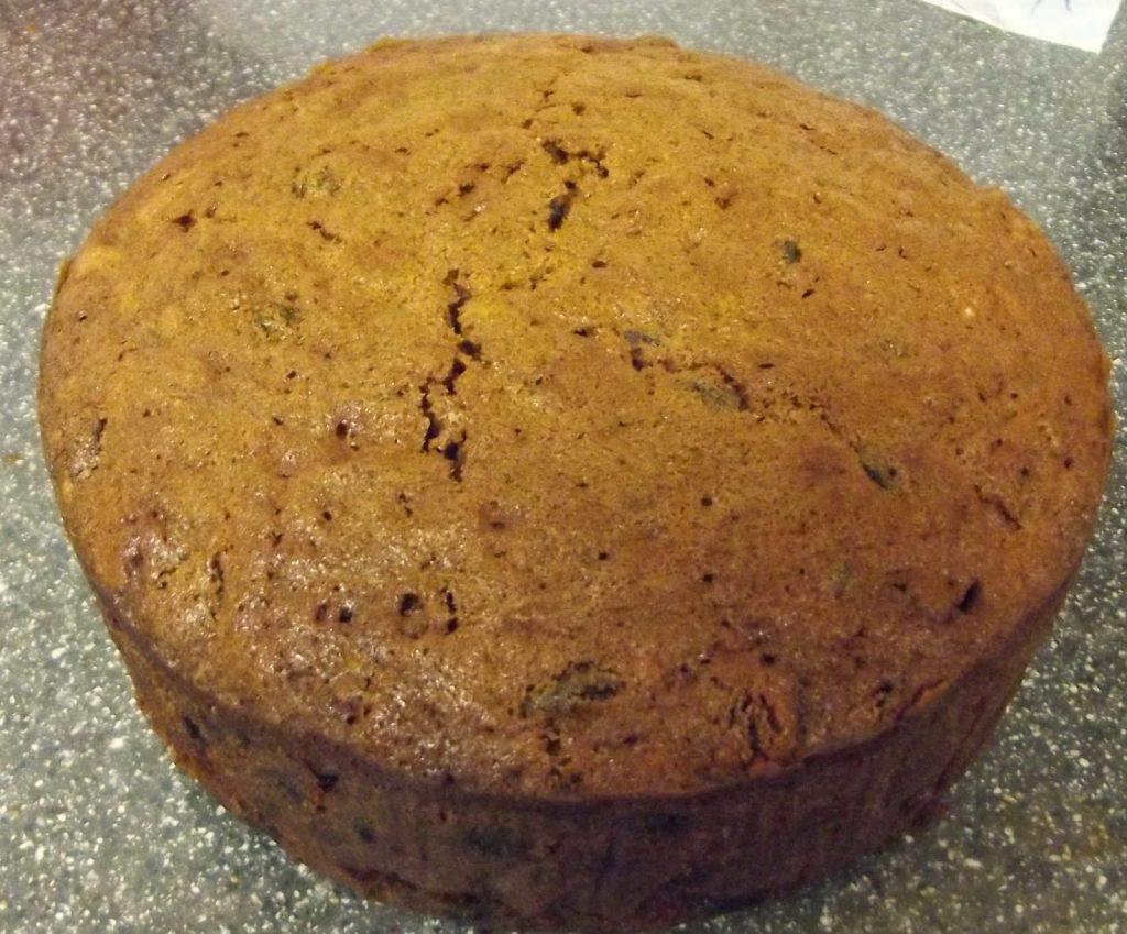 Christmas Cake Icing Recipe No Eggs: My Christmas Cake