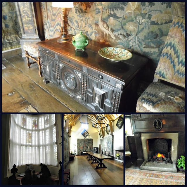 Packwood House, interior