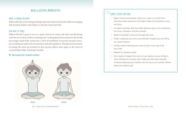 Balloon Breath: What is balloon breath? How does it help? Simple Steps for kids.
