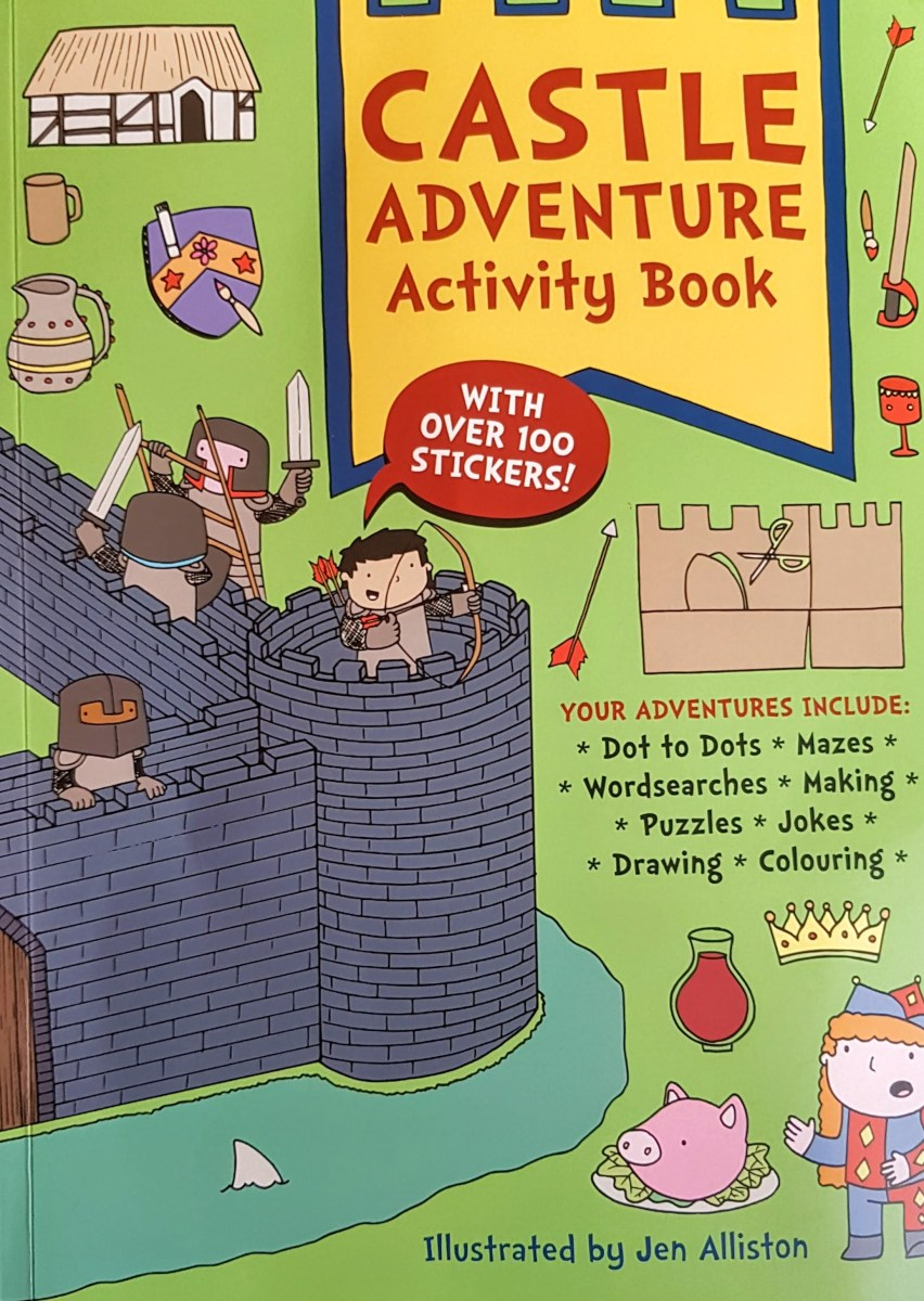 front cover of kid's book