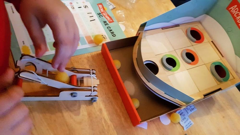 arcade catapult