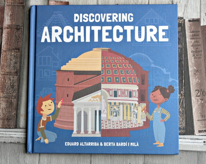 Discovering architecture book cover