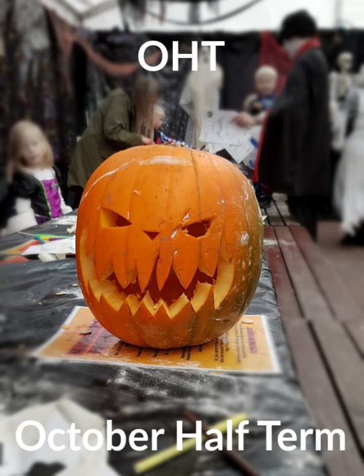 October Half Term - OHT