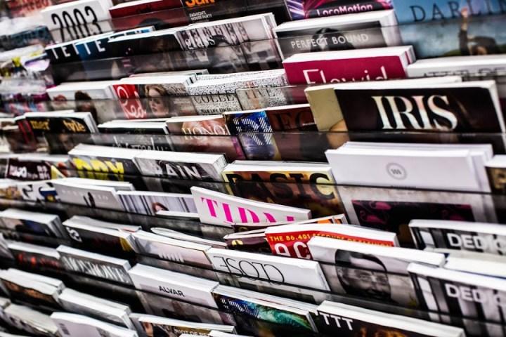 magazines christmas reading