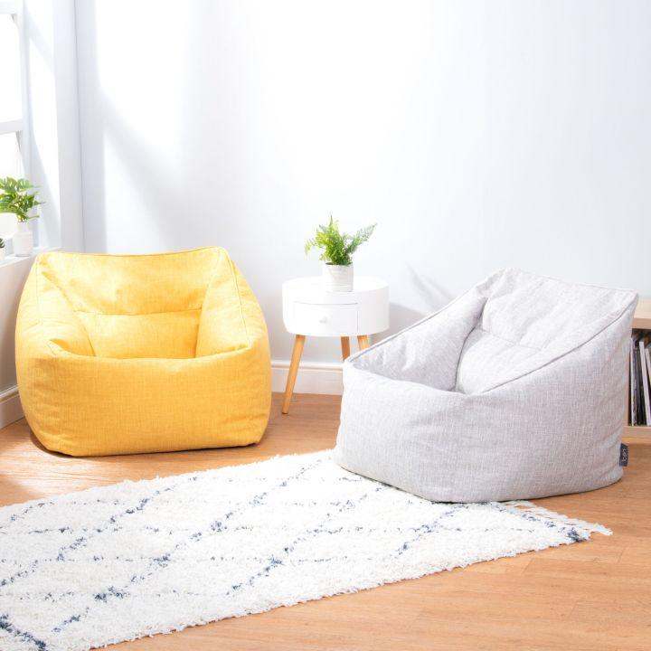 Oslo armchair been bag