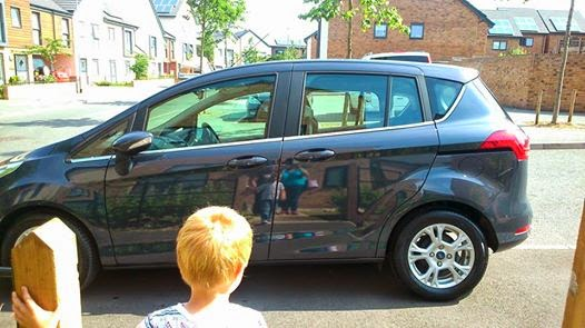 Our Ford B Max