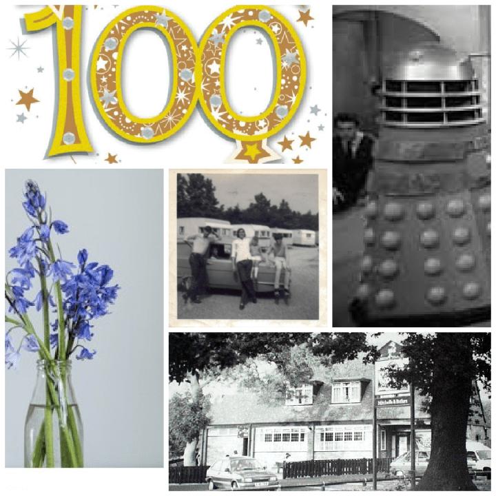 Happy 100th Birthday Dad