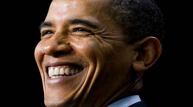 44th American President Barack Obama.