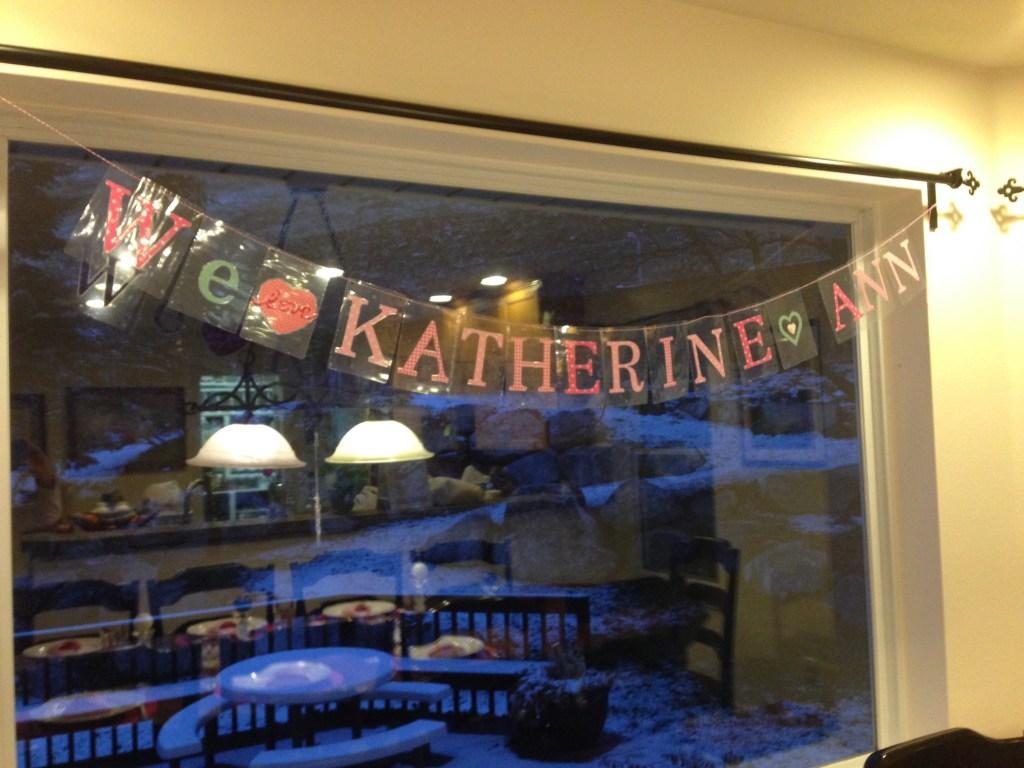 Katherine Ann sign