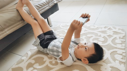 screen time and kids during COVID-19